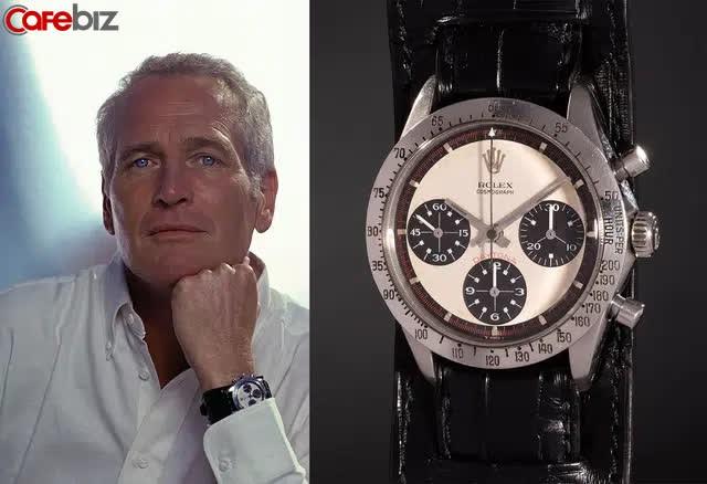 Thế giới người siêu giàu đầy rẫy những huyền thoại: Vì sao người có tiền đều thích đeo đồng hồ Rolex?  - Ảnh 4.