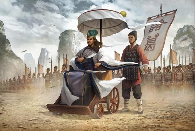 Đệ nhất mưu sĩ đứng sau thao túng thời kỳ Tam Quốc, Gia Cát Lượng, Bàng Thống và Tư Mã Ý cộng vào cũng không phải là đối thủ - Ảnh 2.