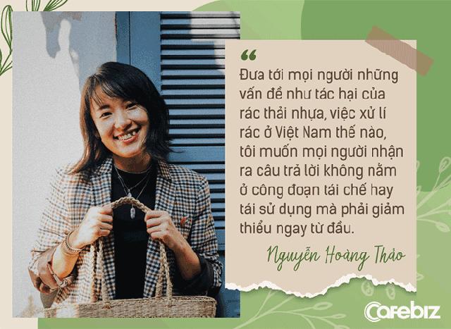 Truyền cảm hứng cho phong trào zero waste châu Á, Nguyễn Hoàng Thảo Nói không với túi nylon: Thay đổi thói quen sống xanh không khó, chỉ cần bạn muốn là bạn có thể tìm ra cách! - Ảnh 3.