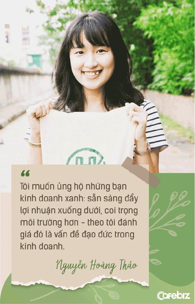 Truyền cảm hứng cho phong trào zero waste châu Á, Nguyễn Hoàng Thảo Nói không với túi nylon: Thay đổi thói quen sống xanh không khó, chỉ cần bạn muốn là bạn có thể tìm ra cách! - Ảnh 4.