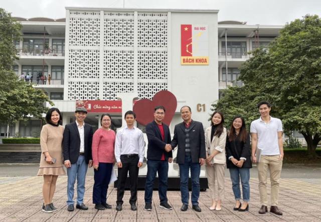 Cựu cán bộ và sinh viên ĐH Bách Khoa góp vốn lập quỹ đầu tư startup: Mục tiêu quy mô 10 triệu USD - Ảnh 1.
