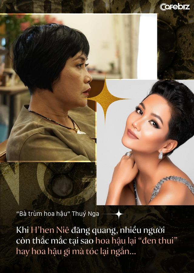 Bà trùm hoa hậu Thuý Nga – TGĐ Elite Việt Nam: Các cô gái Việt dễ nhìn hơn các nước láng giềng, nhưng hiếm thấy nhan sắc nổi bật vì các em đang tự triệt tiêu cá tính của mình - Ảnh 9.