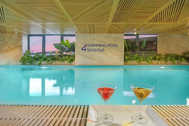 """Loạt khách sạn 4 sao Đà Nẵng giá rẻ """"giật mình"""": Chưa tới 500k/đêm, vị trí ngay trung tâm, có cả hồ bơi, ăn sáng miễn phí - Ảnh 9."""