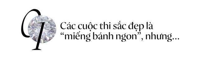 Bà trùm hoa hậu Thuý Nga – TGĐ Elite Việt Nam: Các cô gái Việt dễ nhìn hơn các nước láng giềng, nhưng hiếm thấy nhan sắc nổi bật vì các em đang tự triệt tiêu cá tính của mình - Ảnh 1.