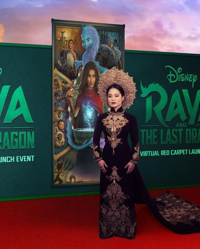 Nàng công chúa Disney gốc Việt đang gây bão Hollywood được lấy cảm hứng từ Hai Bà Trưng của Việt Nam - Ảnh 5.