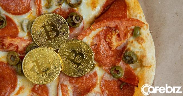 Người đầu tiên giao dịch bằng Bitcoin: Bỏ ra 10.000 Bitcoin mua 2 pizza lớn, hiện chúng trị giá 613 triệu USD! - Ảnh 2.