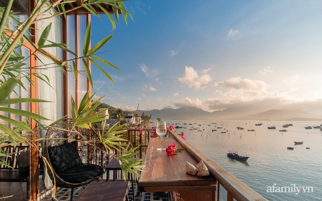 Căn nhà gói ghém bình yên với tiếng sóng biển vỗ về ở làng chài cách thành phố Nha Trang 15km - Ảnh 12.