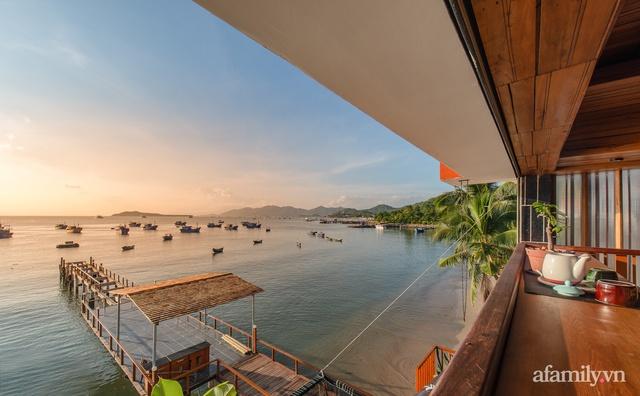 Căn nhà gói ghém bình yên với tiếng sóng biển vỗ về ở làng chài cách thành phố Nha Trang 15km - Ảnh 14.