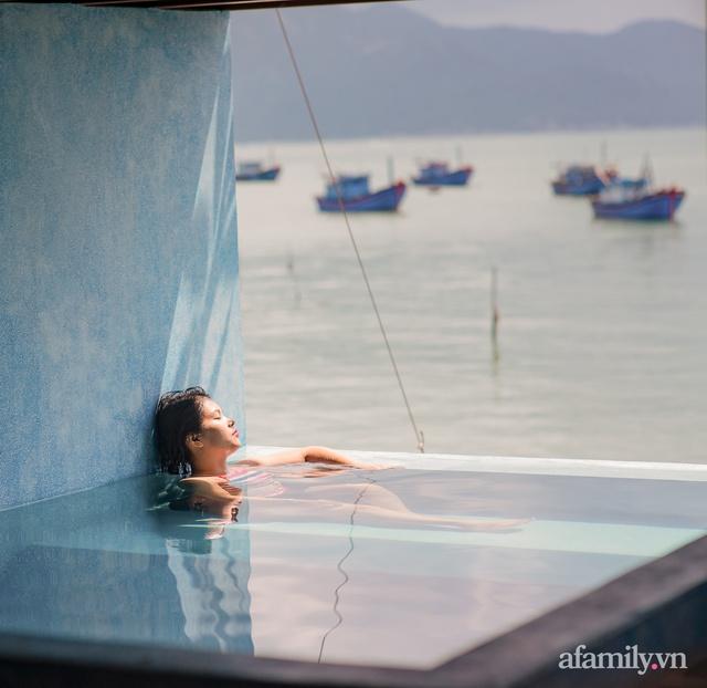 Căn nhà gói ghém bình yên với tiếng sóng biển vỗ về ở làng chài cách thành phố Nha Trang 15km - Ảnh 23.