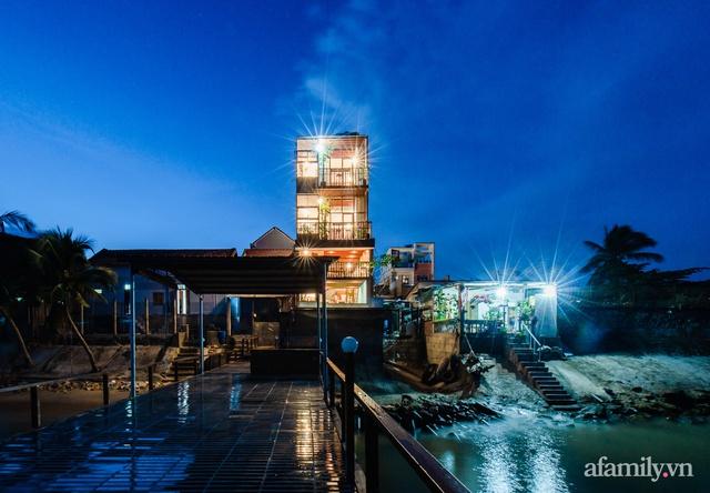 Căn nhà gói ghém bình yên với tiếng sóng biển vỗ về ở làng chài cách thành phố Nha Trang 15km - Ảnh 4.