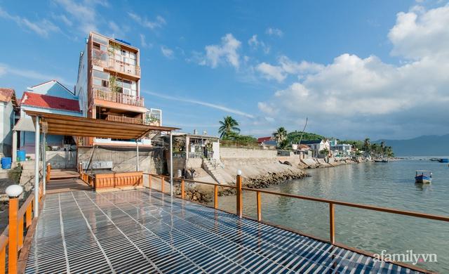 Căn nhà gói ghém bình yên với tiếng sóng biển vỗ về ở làng chài cách thành phố Nha Trang 15km - Ảnh 5.