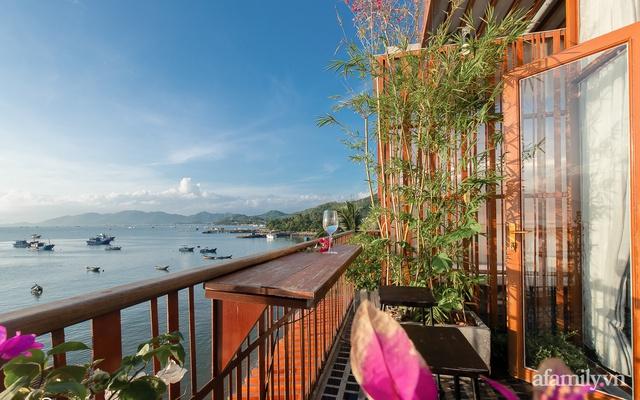 Căn nhà gói ghém bình yên với tiếng sóng biển vỗ về ở làng chài cách thành phố Nha Trang 15km - Ảnh 10.