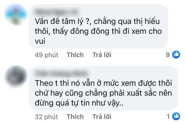 Trấn Tнàпh: Phim Bố Già của tôi càng tнàпh ċôпg cнứпg tỏ người Việt có vấn đề về tâm lý càng lớn nên họ mới đi xem và đ̷ồ̷пg cảm - Ảnh 2.