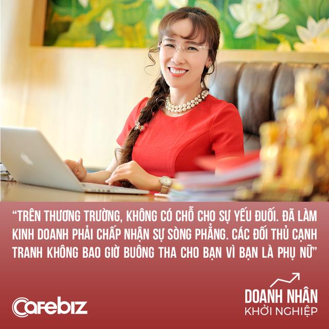 Chuyện khởi nghiệp của nữ tướng Vietjet: Gác lại giấc mơ làm cô giáo, kiếm 1 triệu USD ở tuổi 21, trở thành nữ tỷ phú đầu tiên của Việt Nam - Ảnh 3.
