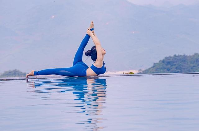 Cô gái vàng Yoga VN tiết lộ thời điểm thần thánh nên tập Yoga, 5 giải pháp để làm mới thân và tâm - Ảnh 3.