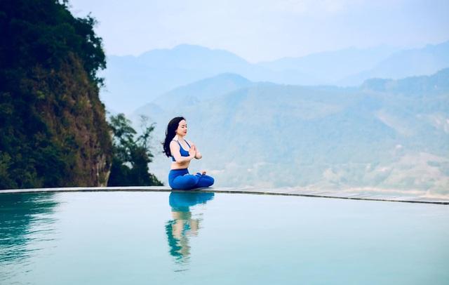 Cô gái vàng Yoga VN tiết lộ thời điểm thần thánh nên tập Yoga, 5 giải pháp để làm mới thân và tâm - Ảnh 7.