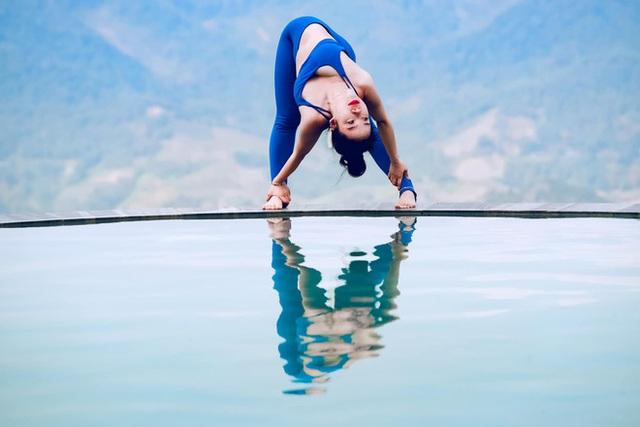 Cô gái vàng Yoga VN tiết lộ thời điểm thần thánh nên tập Yoga, 5 giải pháp để làm mới thân và tâm - Ảnh 9.