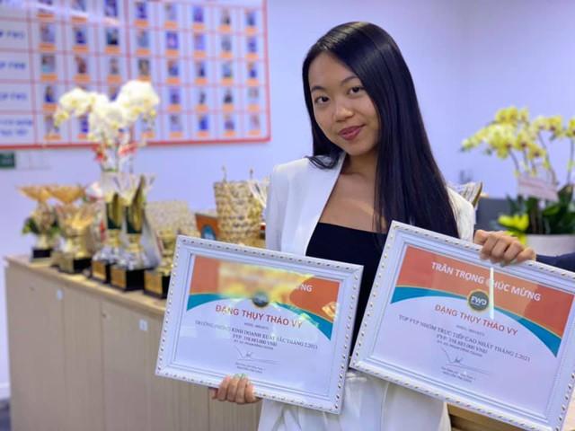 Nữ trưởng phòng 20 tuổi quyết tâm không chọn học ĐH, GS. Trương Nguyện Thành: Tôi cổ súy cha mẹ hãy cho con quyết định con đường đi của riêng mình - Ảnh 1.