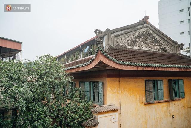 Chuyện ít người biết về căn biệt thự cổ 110 năm tuổi ở Hà Nội, có cả sàn nhảy đầm cho giới thượng lưu - Ảnh 3.