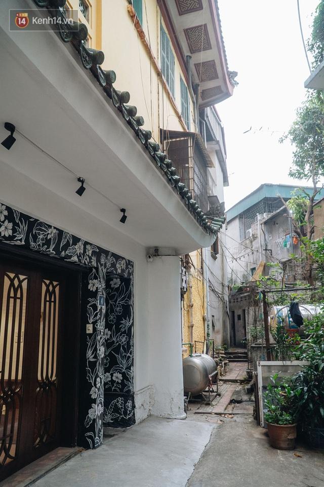 Chuyện ít người biết về căn biệt thự cổ 110 năm tuổi ở Hà Nội, có cả sàn nhảy đầm cho giới thượng lưu - Ảnh 15.