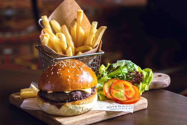 Thưởng thức Burger & Bánh mì Thứ 2 với giá 10.000 đồng: Trải nghiệm ẩm thực sang xịn có 1 không 2 hút hồn thực khách  - Ảnh 5.