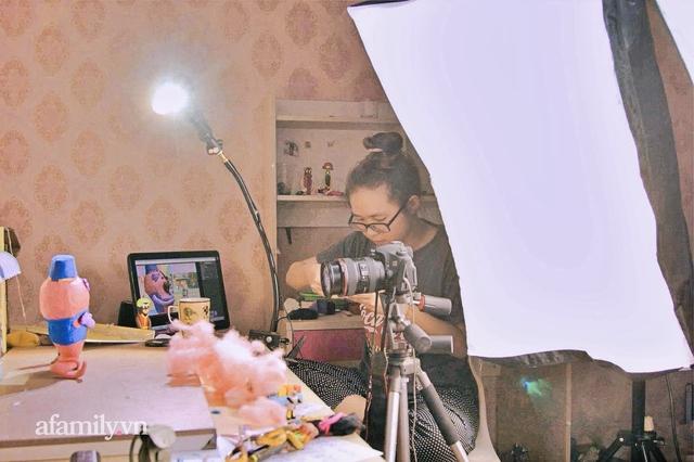 Nữ CEO kiêm tác giả phim hoạt hình Việt Nam duy nhất nhận giải thưởng của Liên Hợp Quốc và thời đại mà người lớn làm Youtube để bòn rút tâm hồn trẻ nhỏ!? - Ảnh 7.