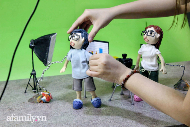 Nữ CEO kiêm tác giả phim hoạt hình Việt Nam duy nhất nhận giải thưởng của Liên Hợp Quốc và thời đại mà người lớn làm Youtube để bòn rút tâm hồn trẻ nhỏ!? - Ảnh 9.