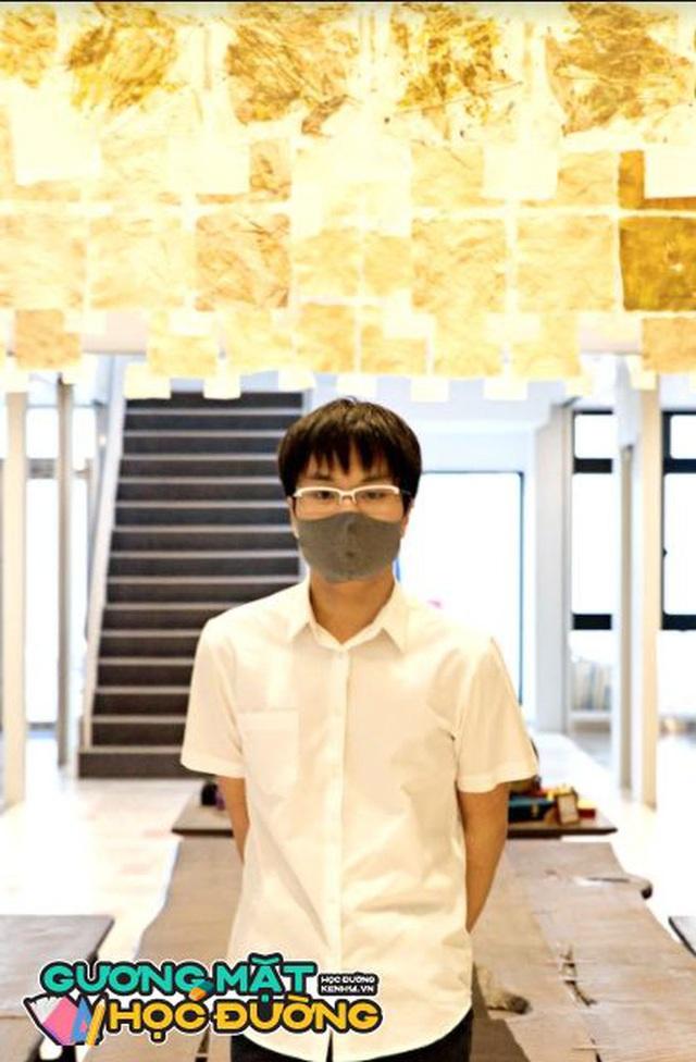 Từ chối học bổng toàn phần của ĐH Harvard, nam sinh kể những góc khuất khi du học Nhật cùng phương pháp học Tiếng Anh ngược đời - Ảnh 2.