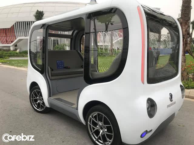 Cận cảnh xe tự hành Made in Vietnam đầu tiên đạt cấp độ 4: Tốc độ tối đa 40km/h, làm chủ công nghệ lõi, đã sẵn sàng nhận đơn đặt hàng - Ảnh 5.