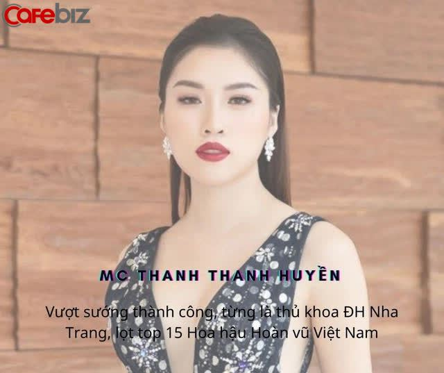 MC dẫn 3000 chữ, 75 tên riêng mà không cần kịch bản: Sinh ra từ vạch đích, từng là thủ khoa, top 15 Hoa hậu Hoàn vũ Việt Nam - Ảnh 9.