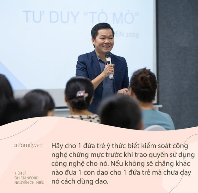 Tiến sĩ Nguyễn Chí Hiếu: Cuộc sống có công nghệ hay không, những đứa trẻ thế hệ Alpha vẫn cần những trải nghiệm thật - Ảnh 1.