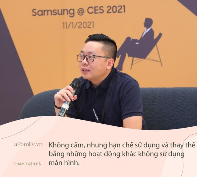 Tiến sĩ Nguyễn Chí Hiếu: Cuộc sống có công nghệ hay không, những đứa trẻ thế hệ Alpha vẫn cần những trải nghiệm thật - Ảnh 3.