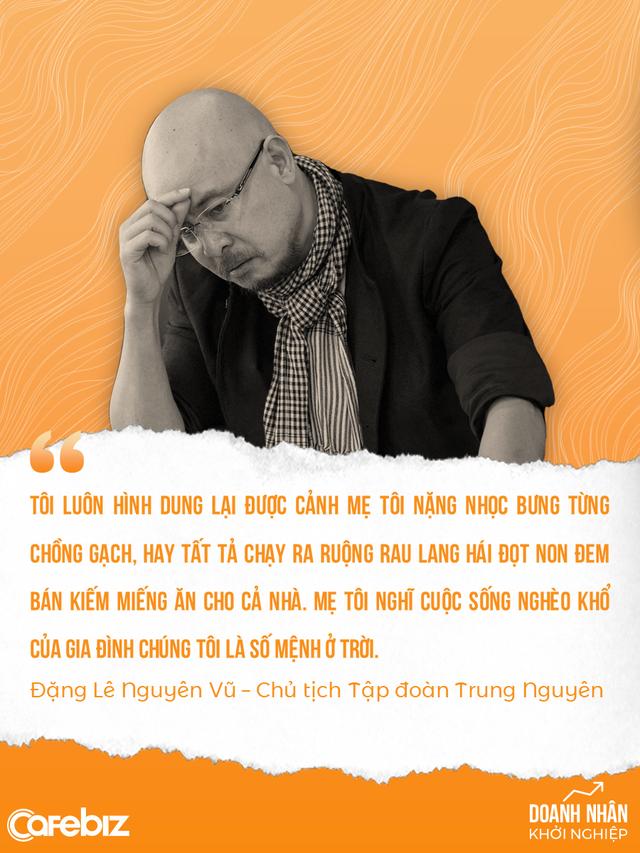 Thời khởi nghiệp của Đặng Lê Nguyên Vũ: Lò cà phê của những sinh viên cứ cháy lên lại bị chủ trọ dẹp bỏ, bán chiếc dream của bạn để có vốn làm ăn - Ảnh 1.