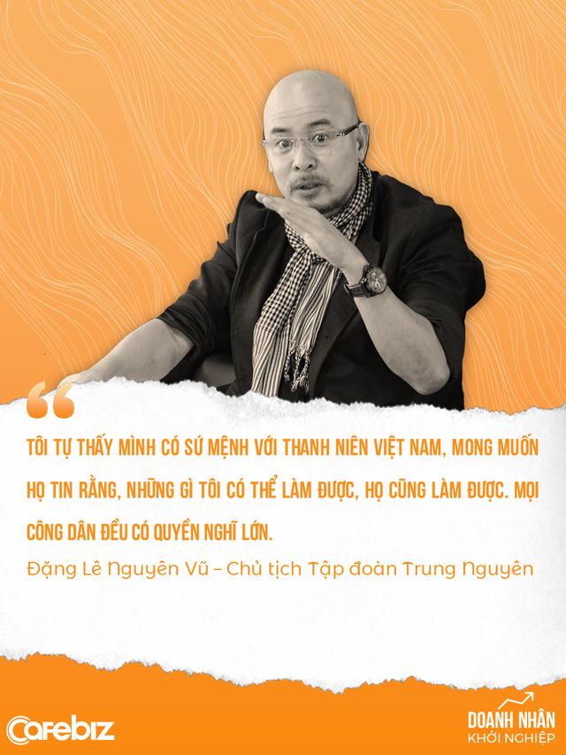 Thời khởi nghiệp của Đặng Lê Nguyên Vũ: Lò cà phê của những sinh viên cứ cháy lên lại bị chủ trọ dẹp bỏ, bán chiếc dream của bạn để có vốn làm ăn - Ảnh 4.