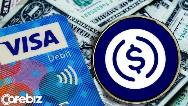 Nóng: Visa cho phép thanh toán bằng tiền mã hóa - Ảnh 1.
