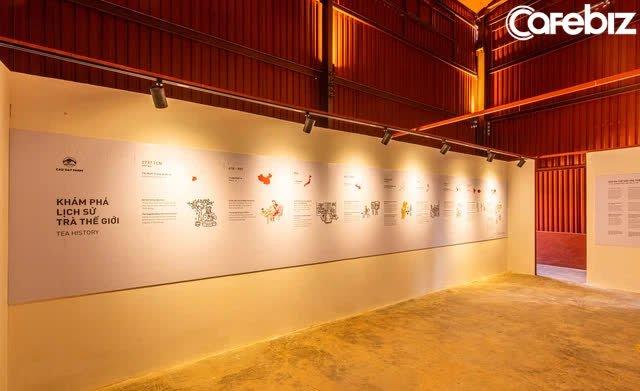 Khám phá không gian đậm đặc hương trà tại Bảo tàng trà cổ Cầu Đất Farm trong khuôn viên Nhà máy trà cổ xưa nhất Đông Nam Á - Ảnh 24.