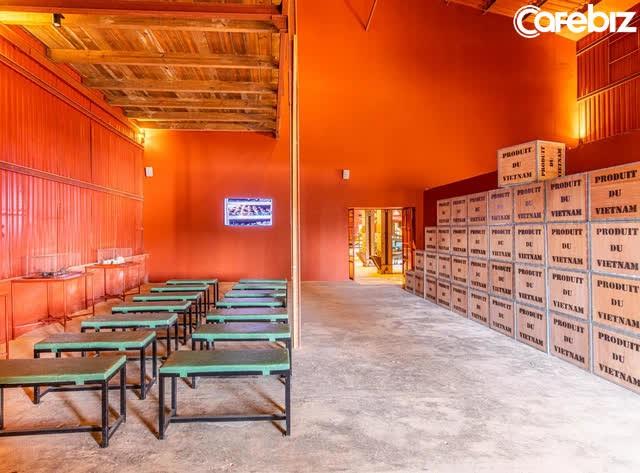 Khám phá không gian đậm đặc hương trà tại Bảo tàng trà cổ Cầu Đất Farm trong khuôn viên Nhà máy trà cổ xưa nhất Đông Nam Á - Ảnh 25.