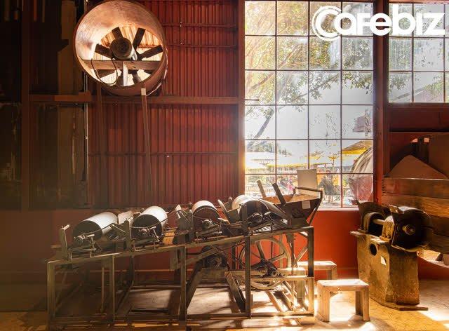 Khám phá không gian đậm đặc hương trà tại Bảo tàng trà cổ Cầu Đất Farm trong khuôn viên Nhà máy trà cổ xưa nhất Đông Nam Á - Ảnh 11.