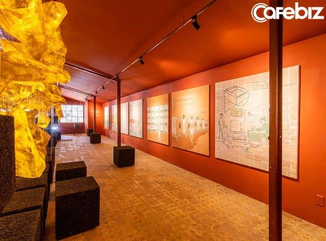 Khám phá không gian đậm đặc hương trà tại Bảo tàng trà cổ Cầu Đất Farm trong khuôn viên Nhà máy trà cổ xưa nhất Đông Nam Á - Ảnh 14.