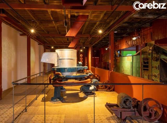 Khám phá không gian đậm đặc hương trà tại Bảo tàng trà cổ Cầu Đất Farm trong khuôn viên Nhà máy trà cổ xưa nhất Đông Nam Á - Ảnh 15.