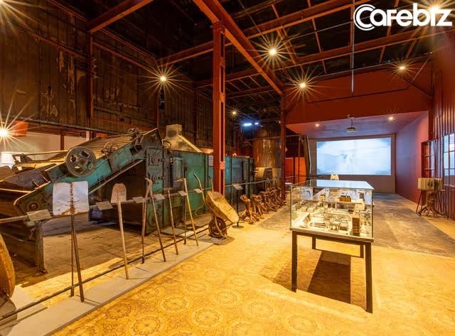 Khám phá không gian đậm đặc hương trà tại Bảo tàng trà cổ Cầu Đất Farm trong khuôn viên Nhà máy trà cổ xưa nhất Đông Nam Á - Ảnh 16.