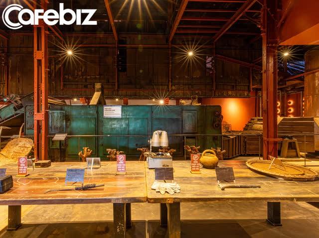 Khám phá không gian đậm đặc hương trà tại Bảo tàng trà cổ Cầu Đất Farm trong khuôn viên Nhà máy trà cổ xưa nhất Đông Nam Á - Ảnh 18.
