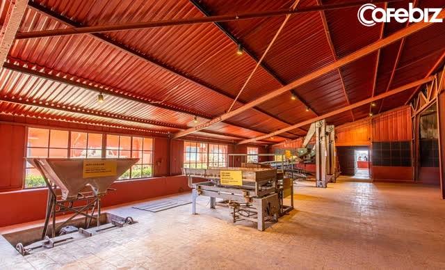 Khám phá không gian đậm đặc hương trà tại Bảo tàng trà cổ Cầu Đất Farm trong khuôn viên Nhà máy trà cổ xưa nhất Đông Nam Á - Ảnh 20.