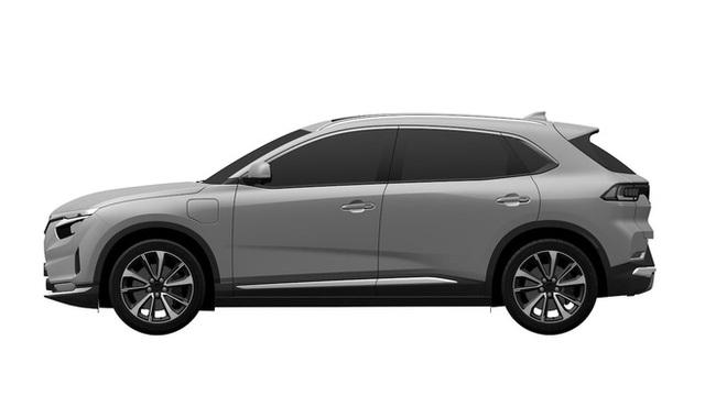 Lộ hình SUV VinFast bản quốc tế: Thiết kế như bản Việt, động cơ điện, pin có thể sản xuất tại Việt Nam - Ảnh 2.