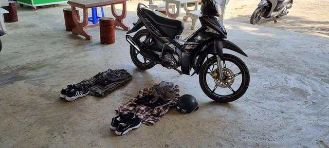 Vụ cướp ngân hàng ở Kiên Giang: Mua súng 21 triệu, cướp gần 400 triệu đồng - Ảnh 3.