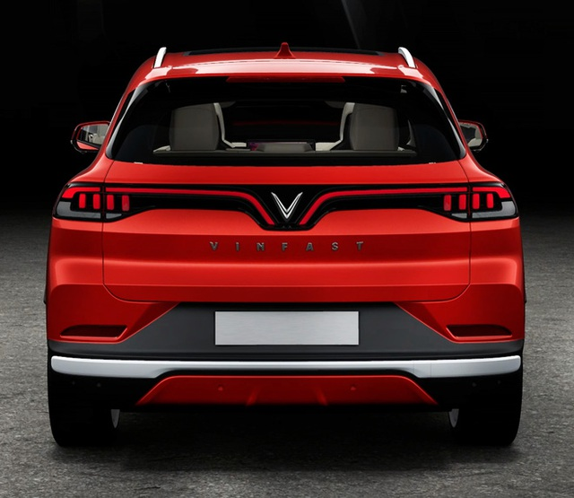 Lộ hình SUV VinFast bản quốc tế: Thiết kế như bản Việt, động cơ điện, pin có thể sản xuất tại Việt Nam - Ảnh 9.