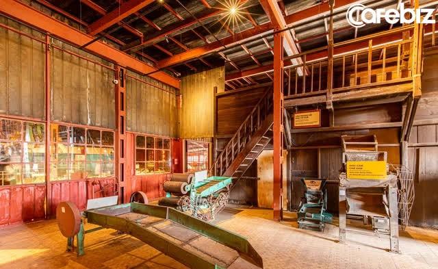 Khám phá không gian đậm đặc hương trà tại Bảo tàng trà cổ Cầu Đất Farm trong khuôn viên Nhà máy trà cổ xưa nhất Đông Nam Á - Ảnh 12.