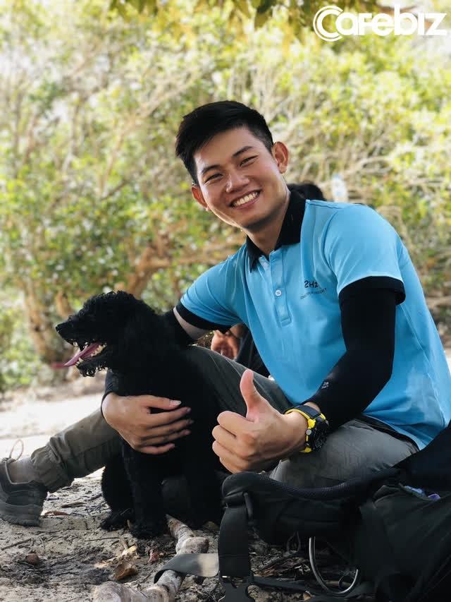 'Kỳ tích' của tour guide tuổi 23: Nghe lời khách hàng xúi 'dại' mở công ty du lịch trekking giữa đại dịch, bị Covid vùi dập tơi bời vẫn sống tốt sau 1 năm - Ảnh 2.