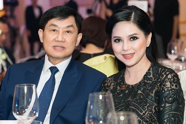 Đọ sắc những bà mẹ đại gia của hội rich kid: Bà trùm hàng hiệu Thủy Tiên sở hữu thần thái đỉnh cao, mẹ Phan Thành bí ẩn nhất Sài thành - Ảnh 14.