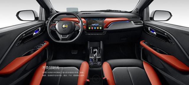 Có gì bên trong chiếc ô tô điện Trung Quốc giá 200 triệu, chạy 302km trong 1 lần sạc? - Ảnh 3.